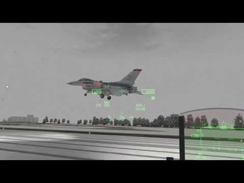 CAS Balkans' Winter, Whole flight with 2 refuels - Falcon 4 BMS