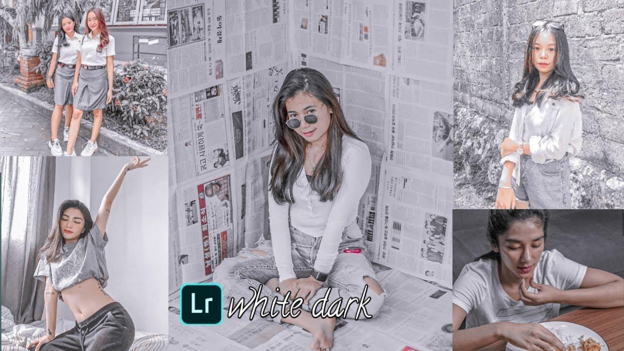 Cara edit foto kekinian di Lightroom tutorial - YouTube