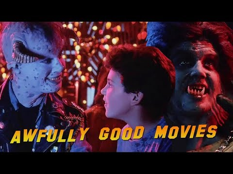 LITTLE MONSTERS - Awfully Good Movies (1989) Howie Mandel, Fred Savage comedy