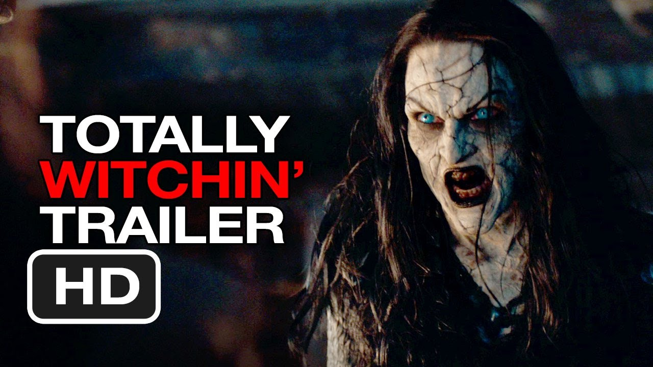 hansel and gretel: witch hunters - totally witchin' trailer (2013