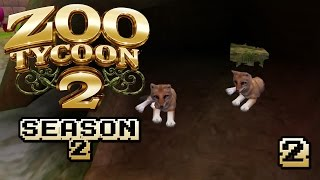 Zoo Tycoon 2: Ultimate Collection - S2 - Ep. 2 - TEH PUPPEHS