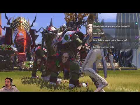 Twitch Streamed Orcs: Game 27