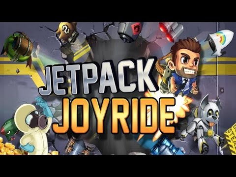 Jetpack Joyride Android Gameplay #2