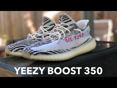 How to clean Yeezy Boost 350