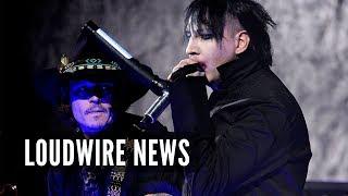 Johnny Depp Joining Marilyn Mansons Band