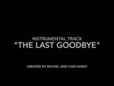 """The Last Goodbye"" Instrumental / Karaoke FEMALE KEY from the Hobbit BoFA"