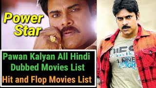 Pawan Kalyan Career Box Office Collection Analysis Hit, Flop and Blockbuster Movies List