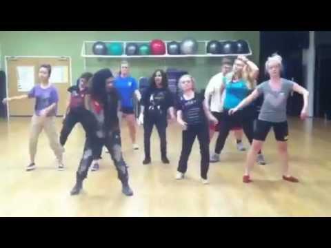 YMCA HUSTLE CREW: Thriller!