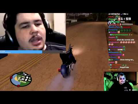 Greekgodx Media Share Stream Part #1