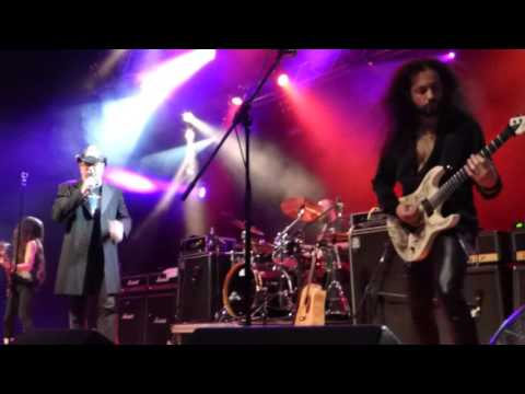 Terry Brock - Frontiers Rock Festival - Live Club, Trezzo - 24 April 2016
