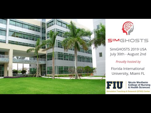 SimGHOSTS Trailer 2019 - Global Healthcare Sim Tech Events & More!