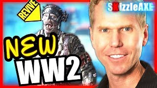 BREAKING: NEW COD WW2 ZOMBIES Pack A Punch, Perks Info - Call of Duty World War 2 Zombies