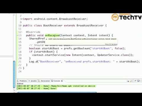 AnDevCon: Android for Java Developers - Marko Gargenta, Pt. 2