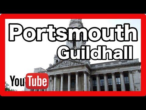เที่ยวเมือง Portsmouth ในอังกฤษ | เรื่องเที่ยวไว้ใจผม