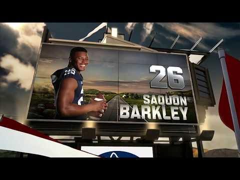 Saquon Barkley vs Pitt - Highlights