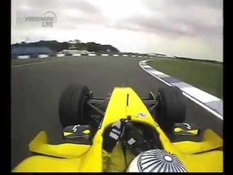 F1 2005 Narain Karthikeyan Onboard Silverstone
