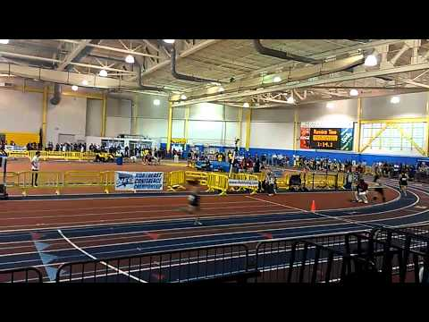 NEC Indoor Championship Women's 800m trial heat 2