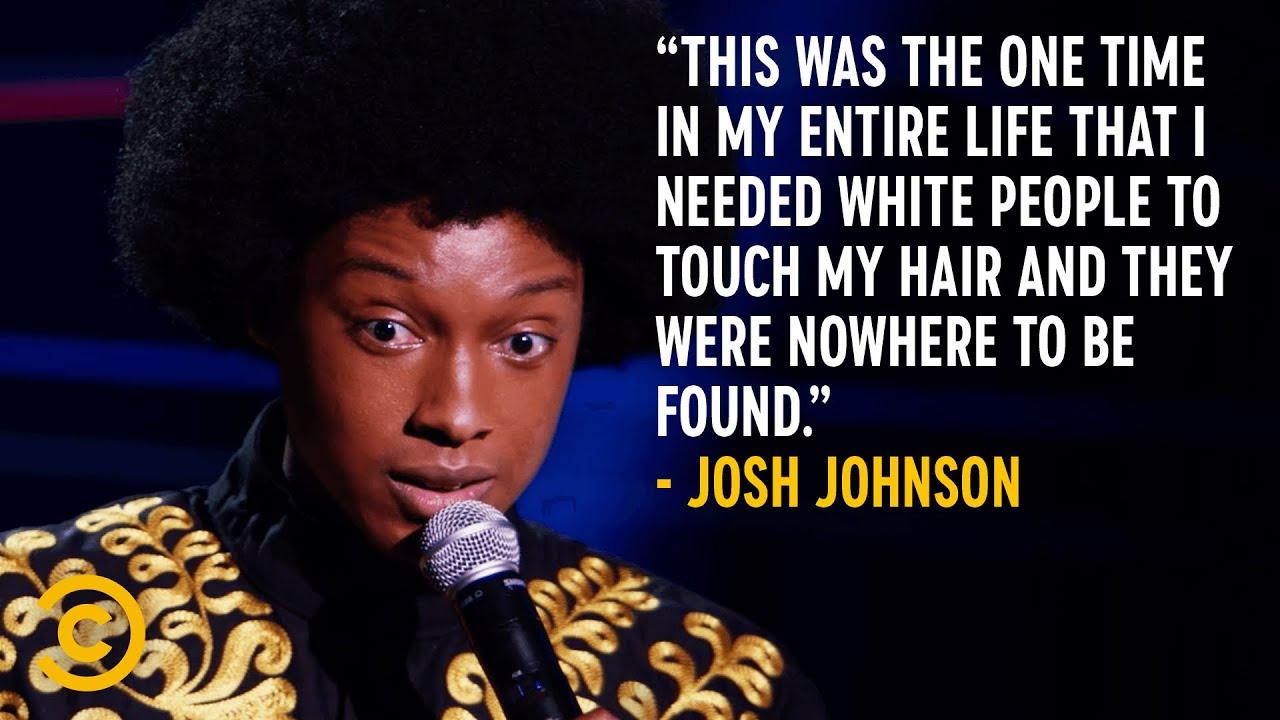 When a Bee Flies Into Your Hair - Josh Johnson