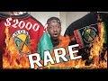 RARE VINTAGE CLOTHING PICKUPS! 2,000$ HAUL | DRAKE PERSONAL JACKET!