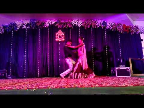 Rashi And Raunak's Dance Performance 😋
