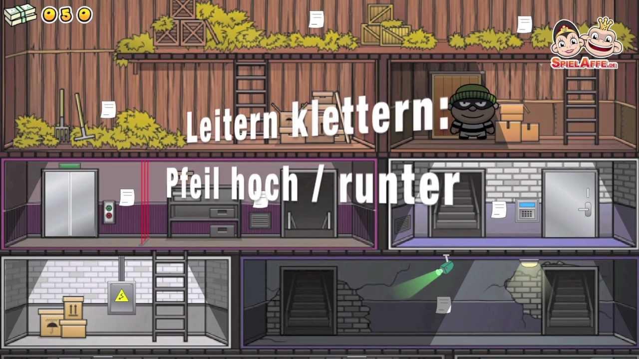 Bob Der Räuber WwwSpielAffede YouTube - Spielaffe mit minecraft