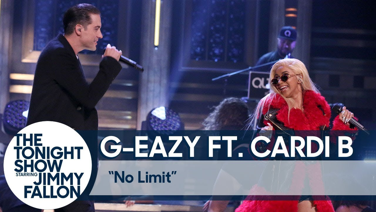 G-Eazy ft. Cardi B: No Limit #1