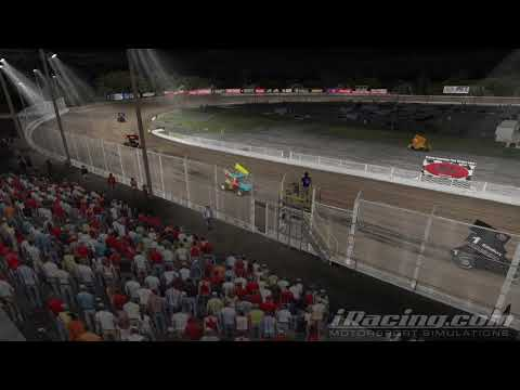 iRacing : Victory at Volusia! REPLAY Volusia Speedway Park