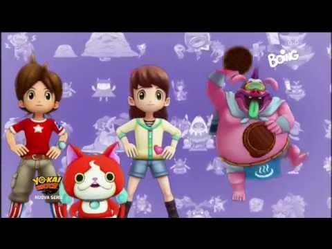 Yo kai watch sigla finale italiana youtube