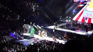Miley Cyrus Party in the USA LIVE VERIZON CENTER 4-10-2014