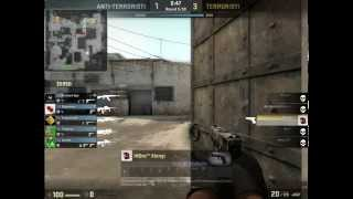 Troll Afk Cs Go (Funny Moment in Counter Strike- Global Offensive )