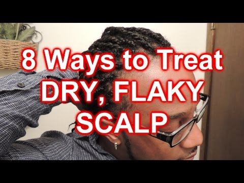 #459 - Cosmetology 101 - 8 Ways to Treat Dry, Flaky Scalp