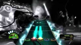 Guitar Hero Metallica  One