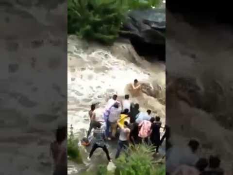 Dharamshala bhagsunag rescue