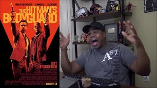 The Hitman's Bodyguard MOVIE REVIEW!!!