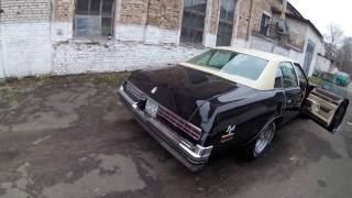 1976 Buick Regal SmallBlock 5.7 Flowmaster Exhaust