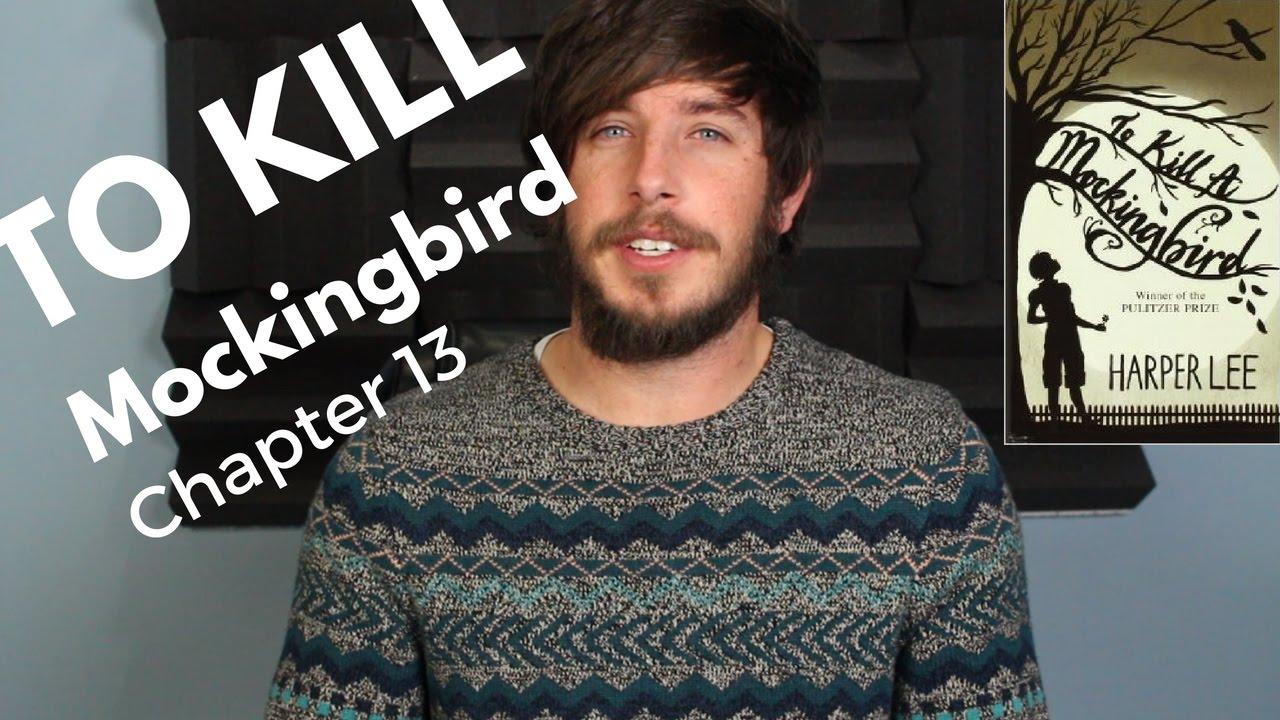 how to kill a mockingbird chapter 13 summary