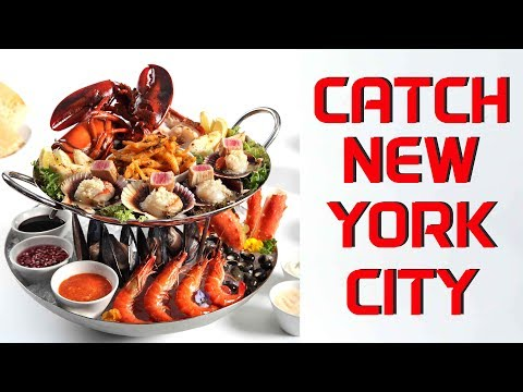 Catch NYC - 'JUMBO' Seafood Plater
