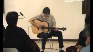 [2007-05-13] Seminario flatpicking Roberto Dalla Vecchia - Villa Estense