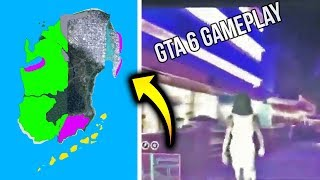 GTA 6 GAMEPLAY Leak & GTA 6 MAP Images... Leaked by Rockstar Employee! (GTA 6 Project Americas))