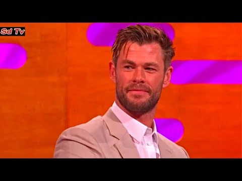 Graham Norton Show 3152019 Chris Hemsworth Gloria Estefan David Tennant Michael Sheen
