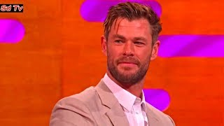 FULL Graham Norton Show 31/5/2019 Chris Hemsworth, Gloria Estefan, David Tennant, Michael Sheen