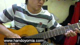You're my Everything - Santa Esmeralda - Fingerstyle Guitar Solo