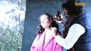 Detrás de cámaras de Betty la fea desnuda, Ana María Orozco