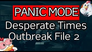 PANIC MODE - Friendly Fire/Nightmare Resident Evil: Outbreak - File #2 - Desperate Times 27:47