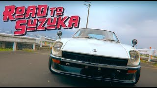 Picking up our JDM FairladyZ from Japan (240Z) - FINALE