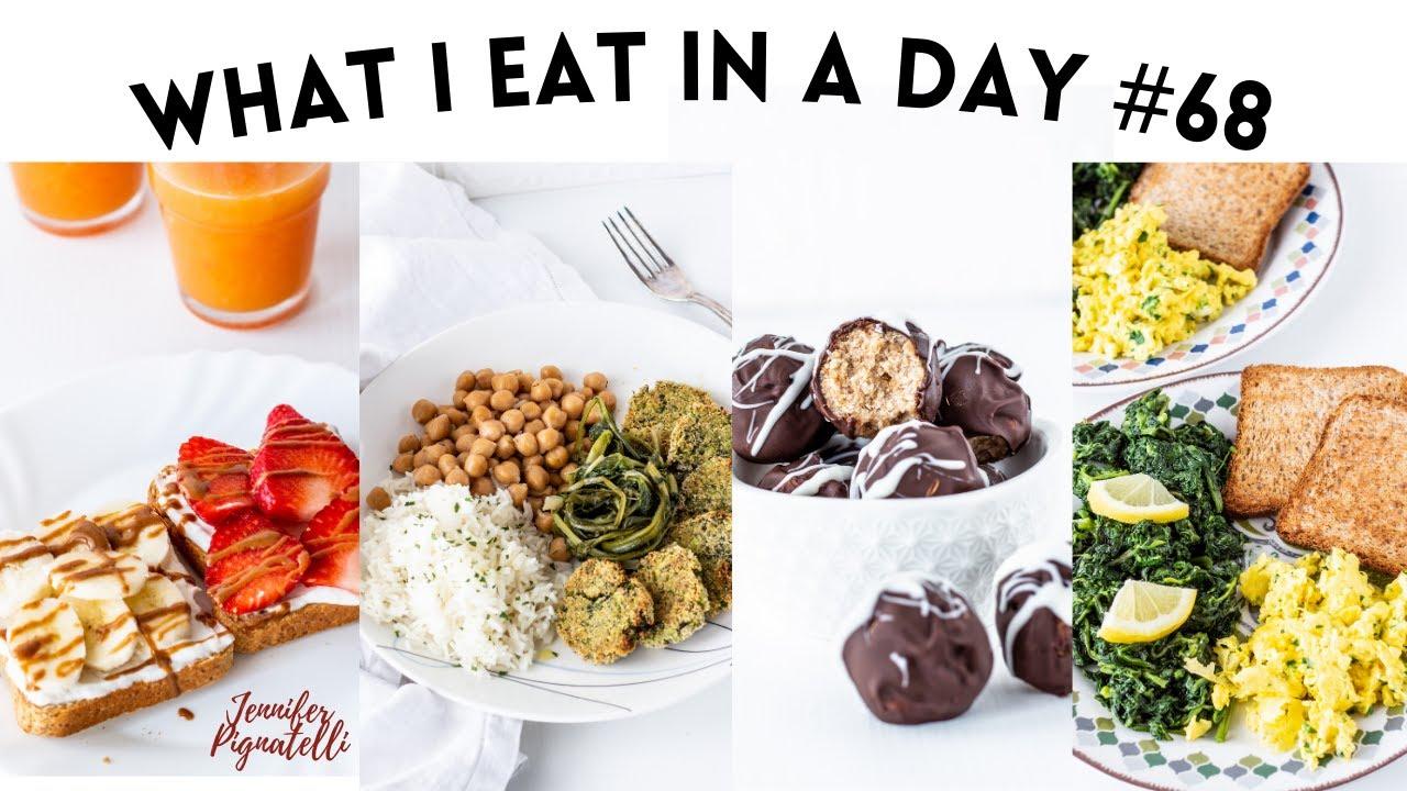 COSA MANGIO IN UN GIORNO di DIETA |Ricette PER LA PROVA COSTUME👙