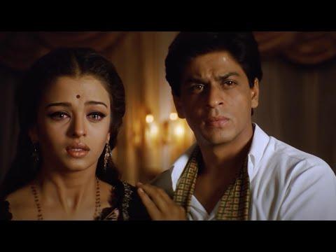 Download Devdas - Movie Best Dialogue Scene 01   Shahrukh Khan, Aishwarya Rai, Madhuri Dixit & Jackie Shroff