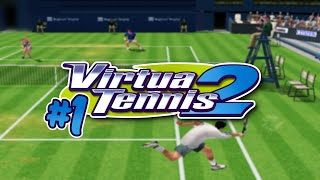 Virtua Tennis 2 Is The Best Tennis Game Ever