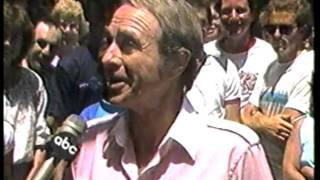 Olympics - 1984 Los Angeles - ABC Profile - Manns Chinese Theater On Hollywood Boulevard imasports