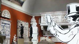 Пушкинский музей Москвы открылся после карантина